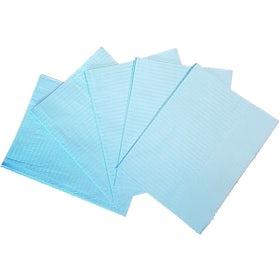 DENTAL TOWELS BLAUW 1 DOOS 500ST