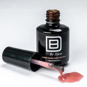 GELACY Gummy Base Nude Sparkle 15 ml