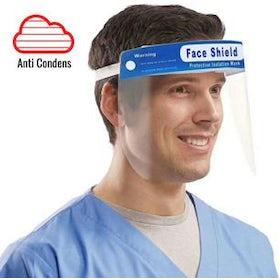 Beschermkap gezicht /spatscherm
