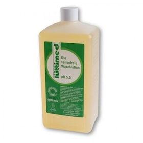 Luttimed zeep 1000 ml UITLOPEND