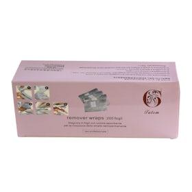 NCM soakoff lakgel remover pads 200 st