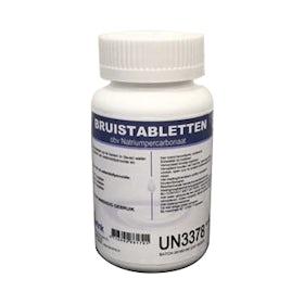 Bruistabletten 50 st (vervanger waterstofperoxide tab)
