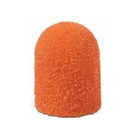 Slijpkappen Podo Oranje 7 mm 10 st/ Middel