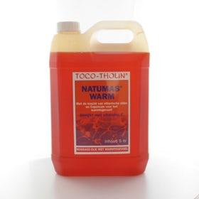 Toco tholin Massageolie Natumas Warm 5000 ml