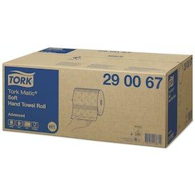 Tork Matic Soft handdoekrol voor sensor 150 mtr  6 st. H1
