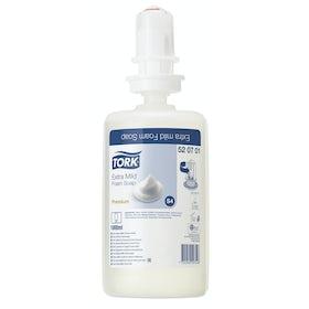 Tork Liquid Soap Extra Mild 1000 ml ongeparfumeerd S1
