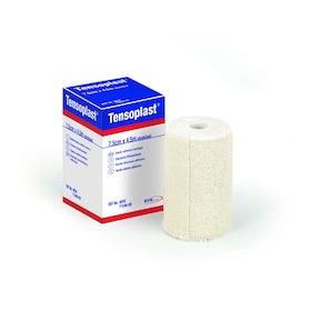 Tensoplast wit 4,5 m x 7,5 cm/ UITLOPEND