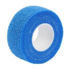 Joy2protect 2,5 cm x 4,5 m {gestrekt} 2 rollen blauw