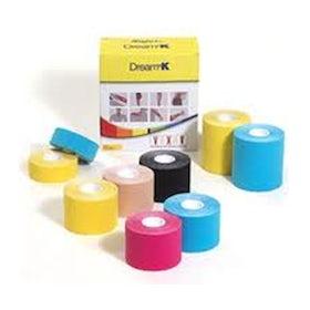Medical-tape Dream.K 2,5 cm x 5 mtr BLAUW