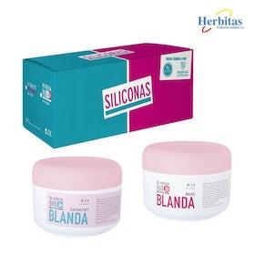 Herbitas Blanda Blandos A+B Sh 8  2 x 200 gr