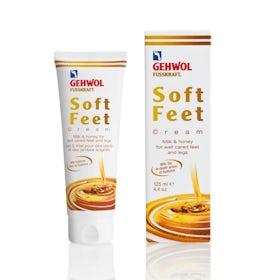 Gehwol Soft Feet creme flacon met pomp 500 ml