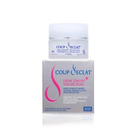 Coup D'eclat Comfort + rich texture cream 50 ml
